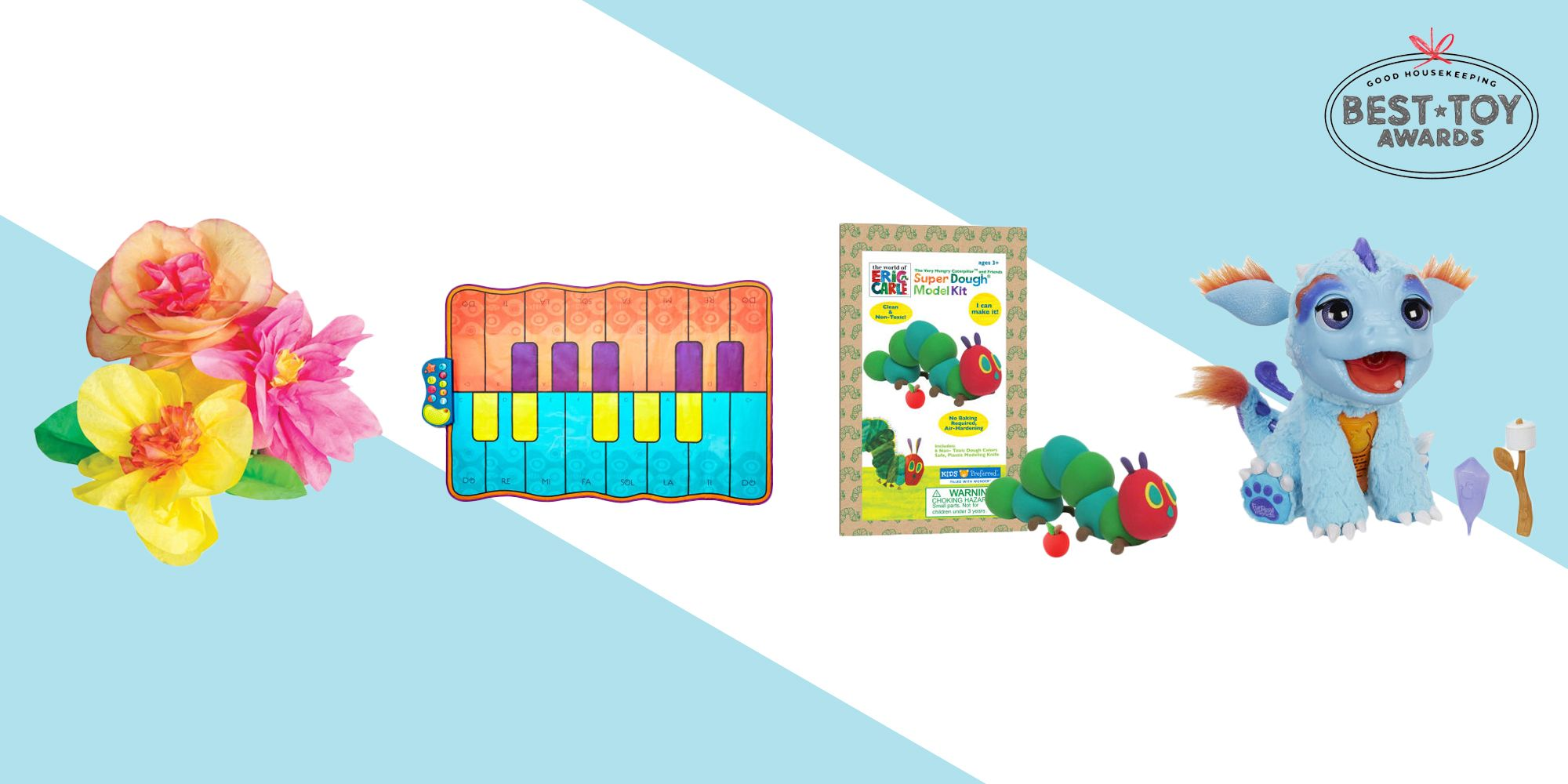 Best Toys For The Holidays Good Housekeeping Toy Awards 2016 Amazoncom Elenco Circuit Maker 200 Sound Plus Electronics Discovery