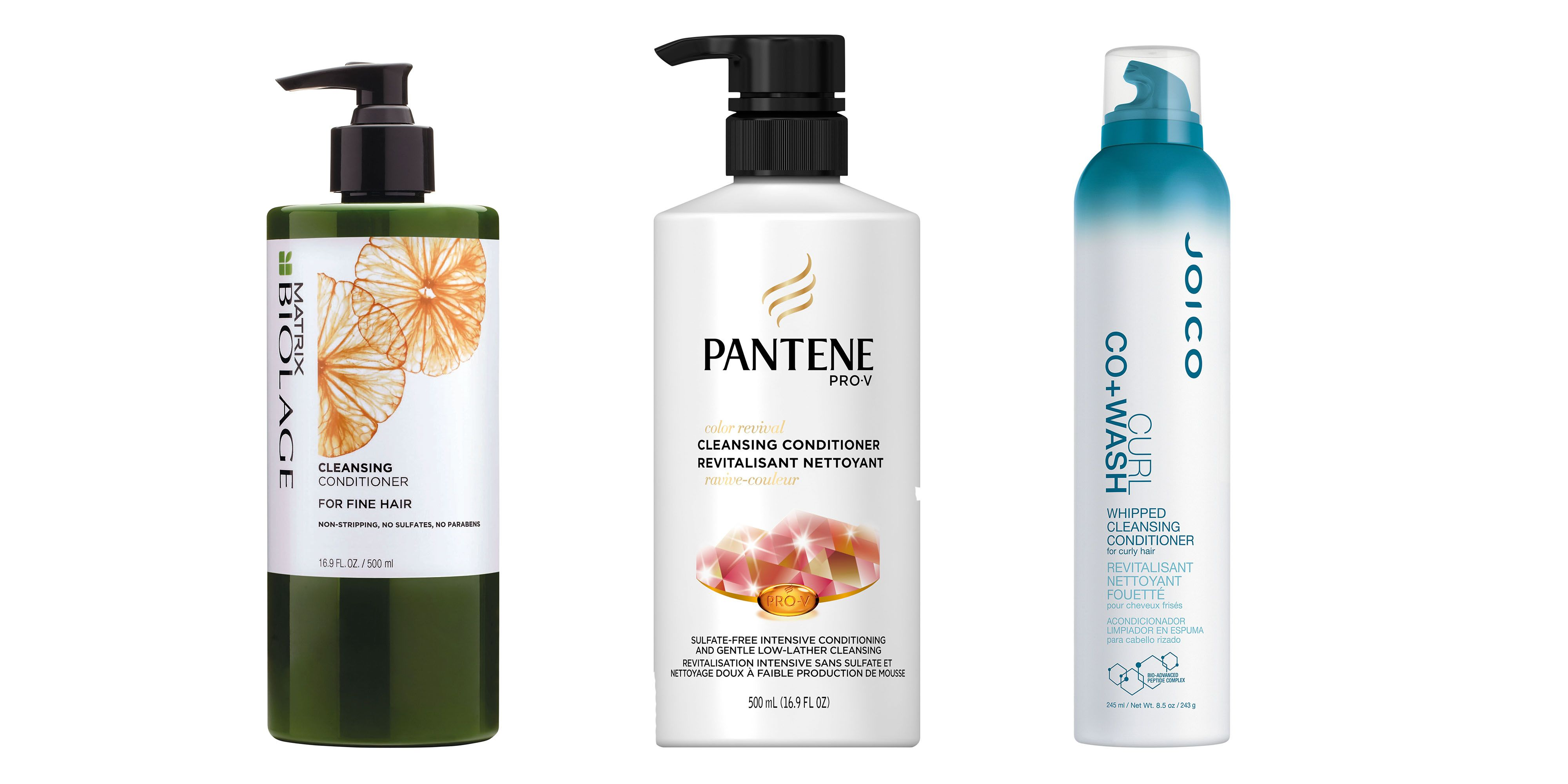 7 Best Cleansing Conditioners Shampooing Conditioners To Try