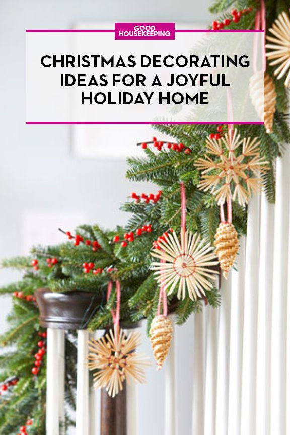 - 70+ DIY Christmas Decorations - Easy Christmas Decorating Ideas
