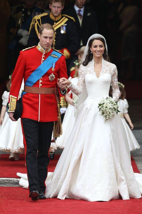 2376da0533 9 of the Most Expensive Celebrity Wedding Dresses Ever - Priciest ...