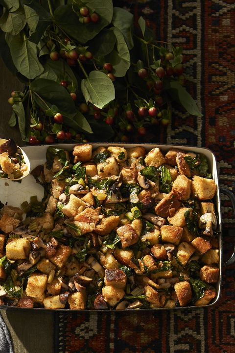 Turkey Stuffing - Caramelized Onion and Rye Bread Stuffing