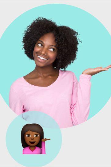 image kathryn wirsing pink shirt girl emoji costume