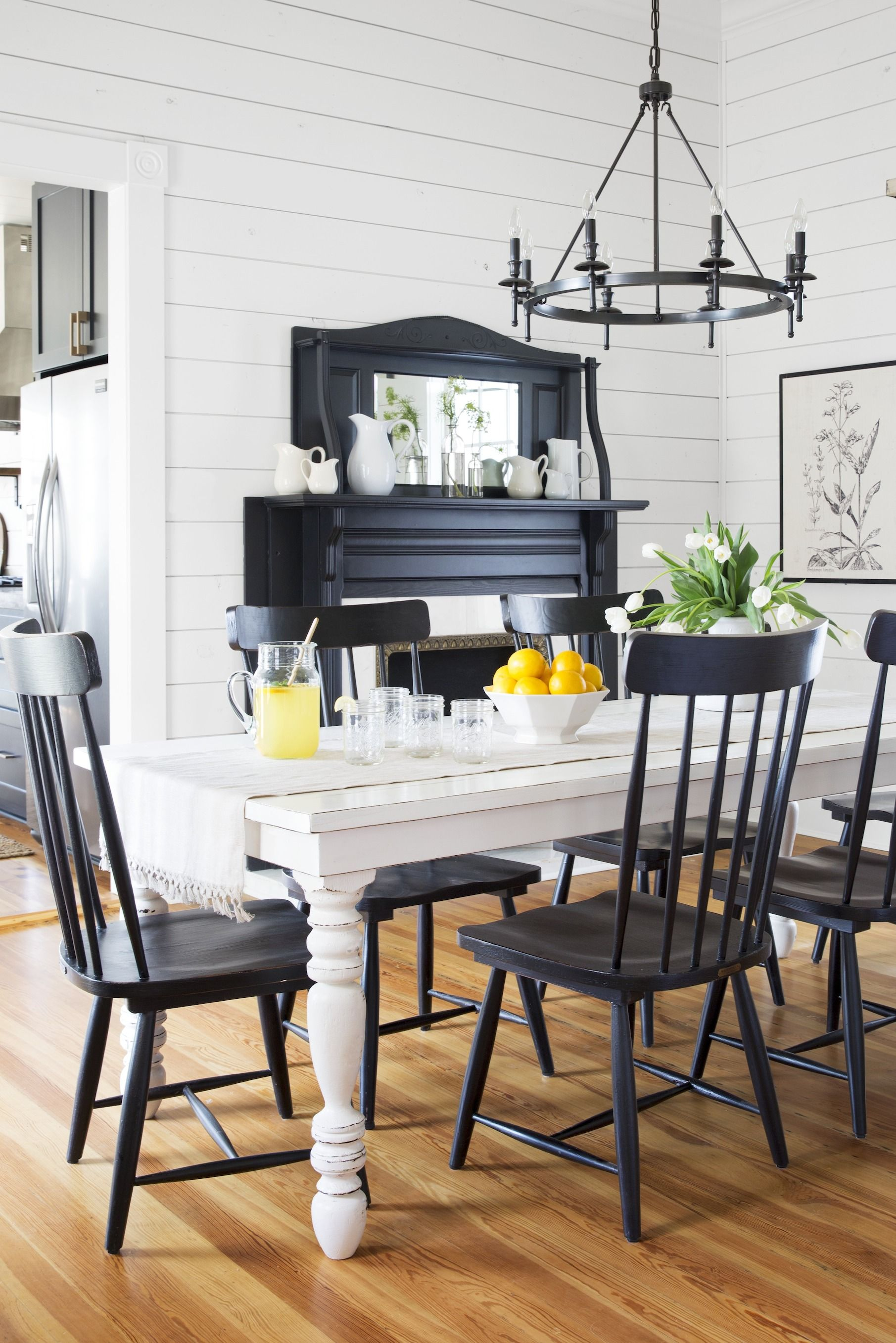 18 Best Dining Room Decorating Ideas - Pictures of Dining Room Decor