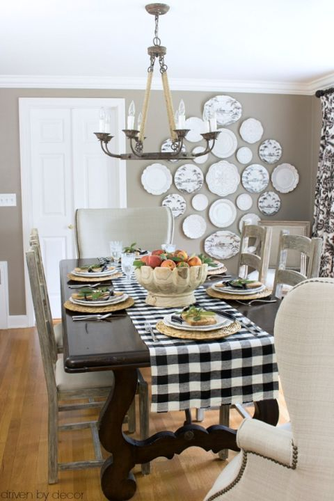 18 Best Dining Room Decorating Ideas