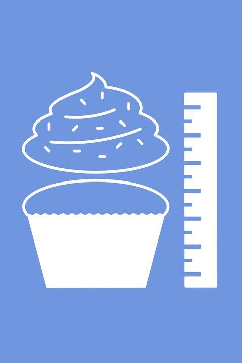 Cupcake eating habits
