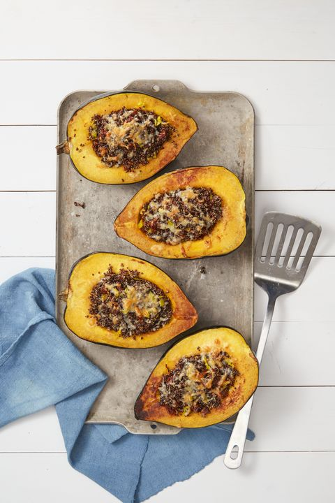Stuffed Acorn Squash Recipes