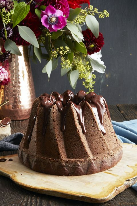 Double Chocolate Bundt - Mother's Day Cakes