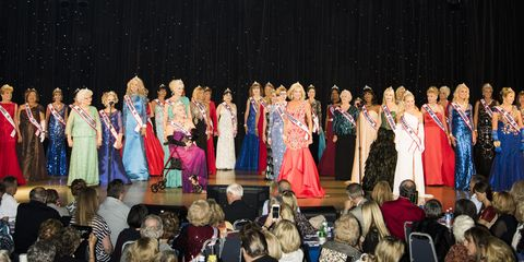 2016 Ms. Senior America Gallery Lead