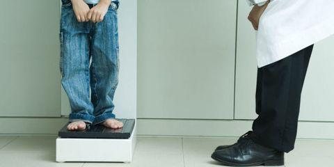 Clothing, Sleeve, Trousers, Denim, Textile, Jeans, White, Floor, Flooring, Collar,