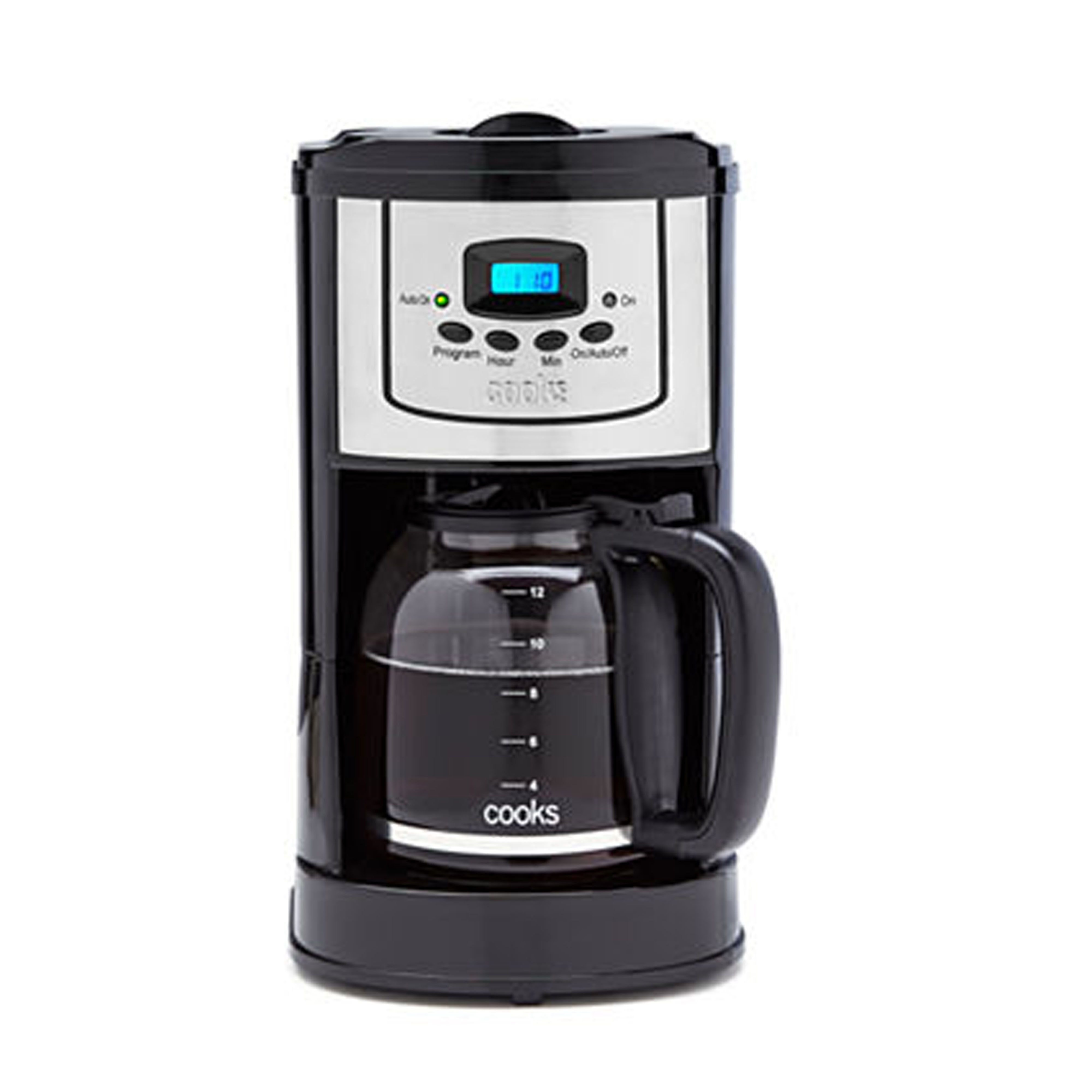 cooks 12 cup coffeemaker review price and features rh goodhousekeeping com Toaster Cooks Cooks Coffee Maker Brand