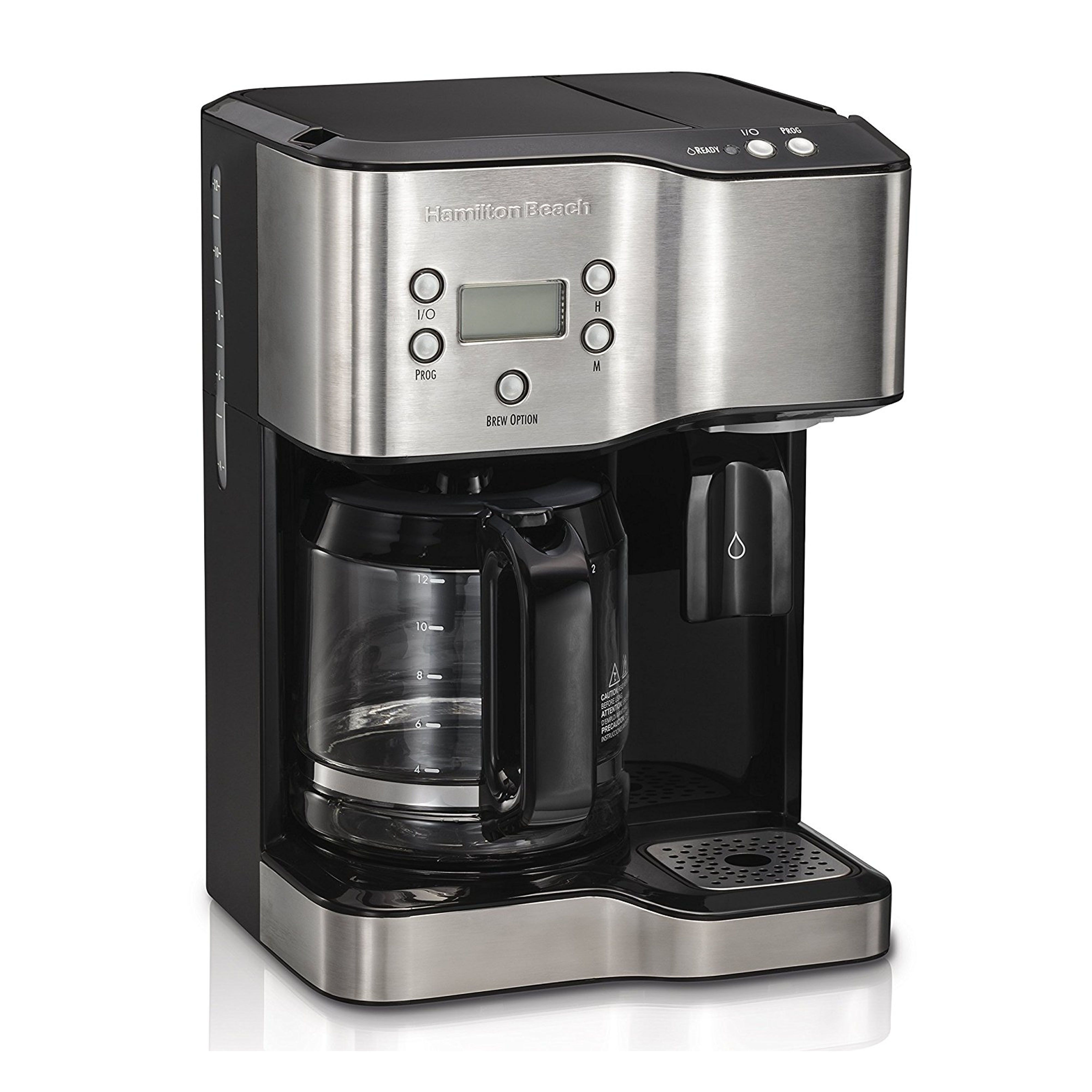 Hamilton Beach Coffeemaker Hot Water Dispenser Review Price And Features