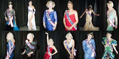 The 2016 National Ms  Senior America Pageant: Meet the Contestants