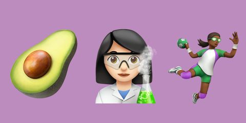 Check Out the New Emoji Coming to iPhones - New iPhone Emoji