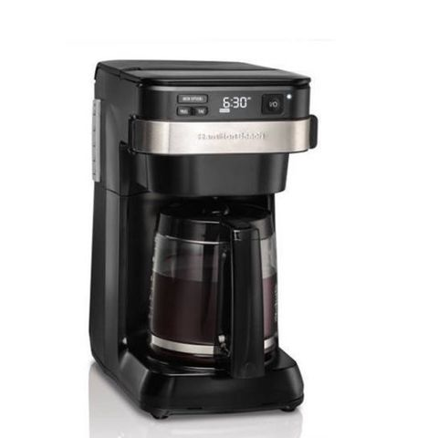 Hamilton Beach Programmable Easy Access 12 Cup Coffee Maker #46300