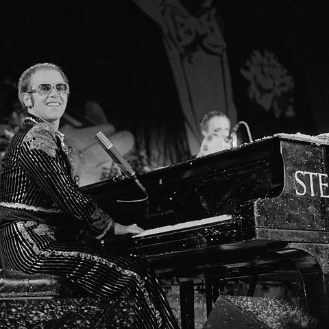 elton john - most popular wedding songs