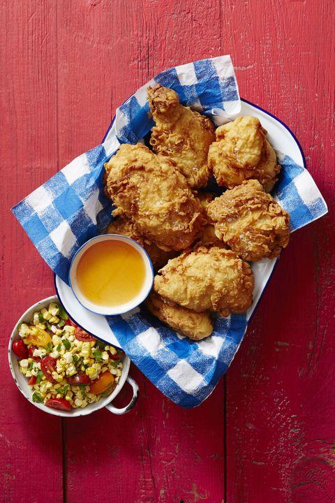 Buttermilk Fried Chicken - Labor Day Recipes