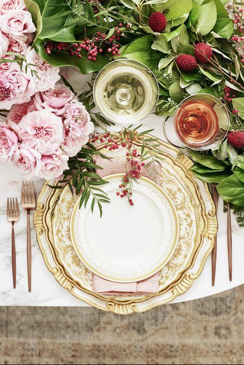 40 DIY Christmas Table Settings and Decorations ... - photo#17