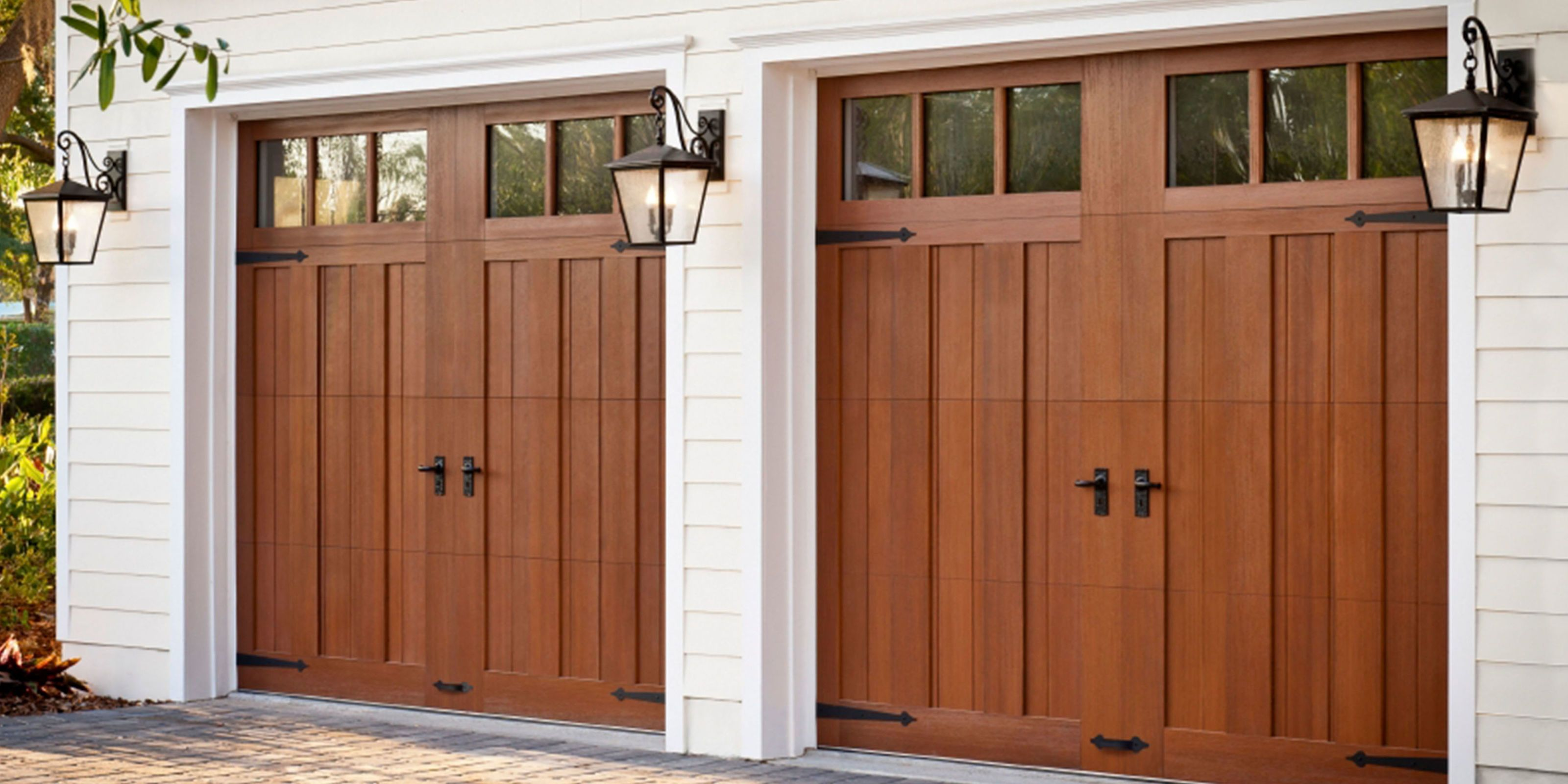 Andy Frame & Clopay Door Imagination System Review - How To Choose a Garage Door