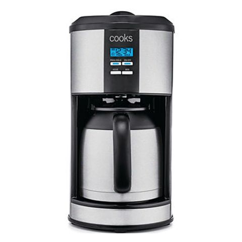Cooks 10-Cup Thermal Coffee Maker #780-5072