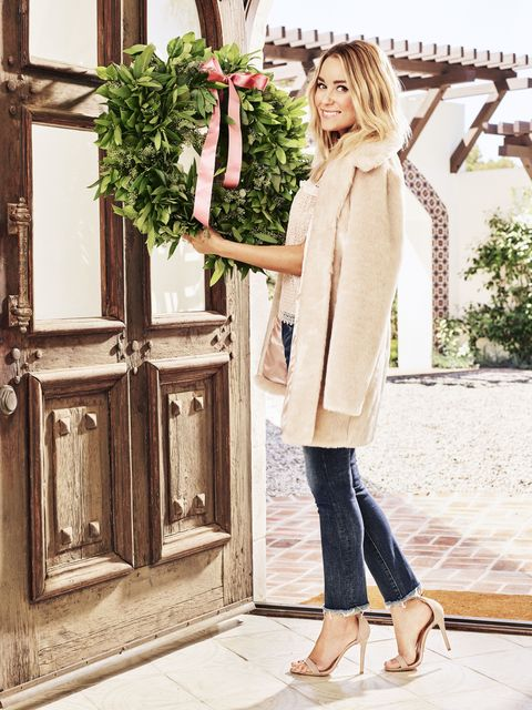 ea2454d29597f Lauren Conrad Opens Up Her Home for the Holidays - Lauren Conrad's ...