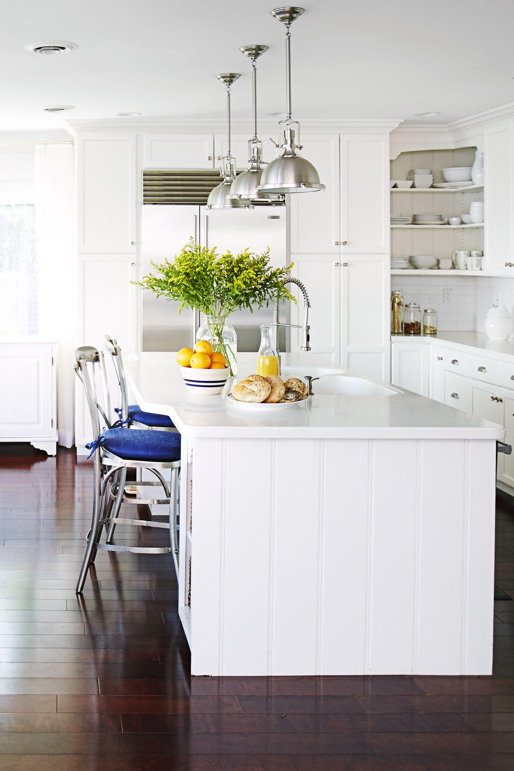15 Best Kitchen Island Ideas - Standalone Kitchen Island Design ...