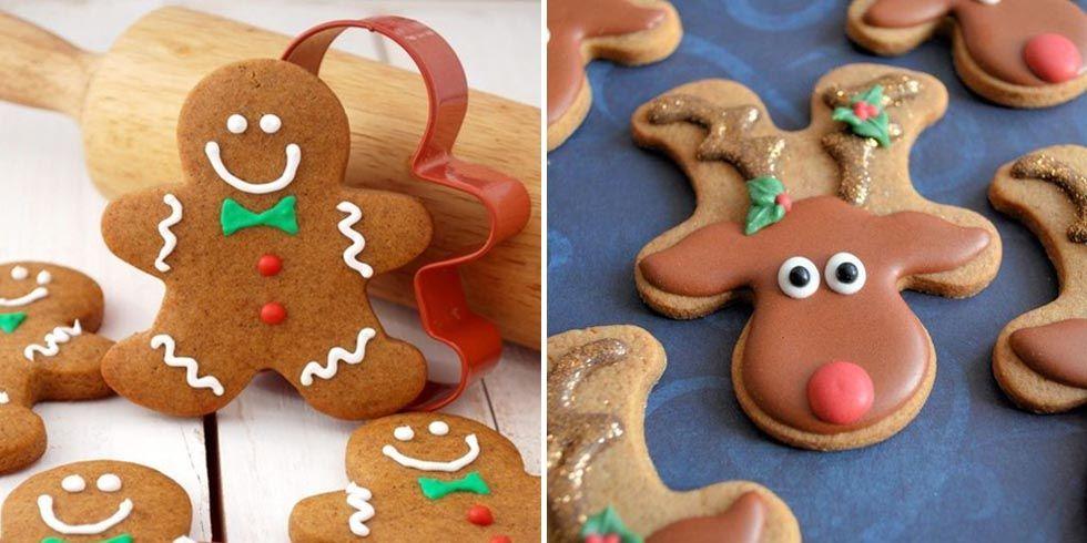 Gingerbread Man Cookie Hack Christmas Cookie Trick