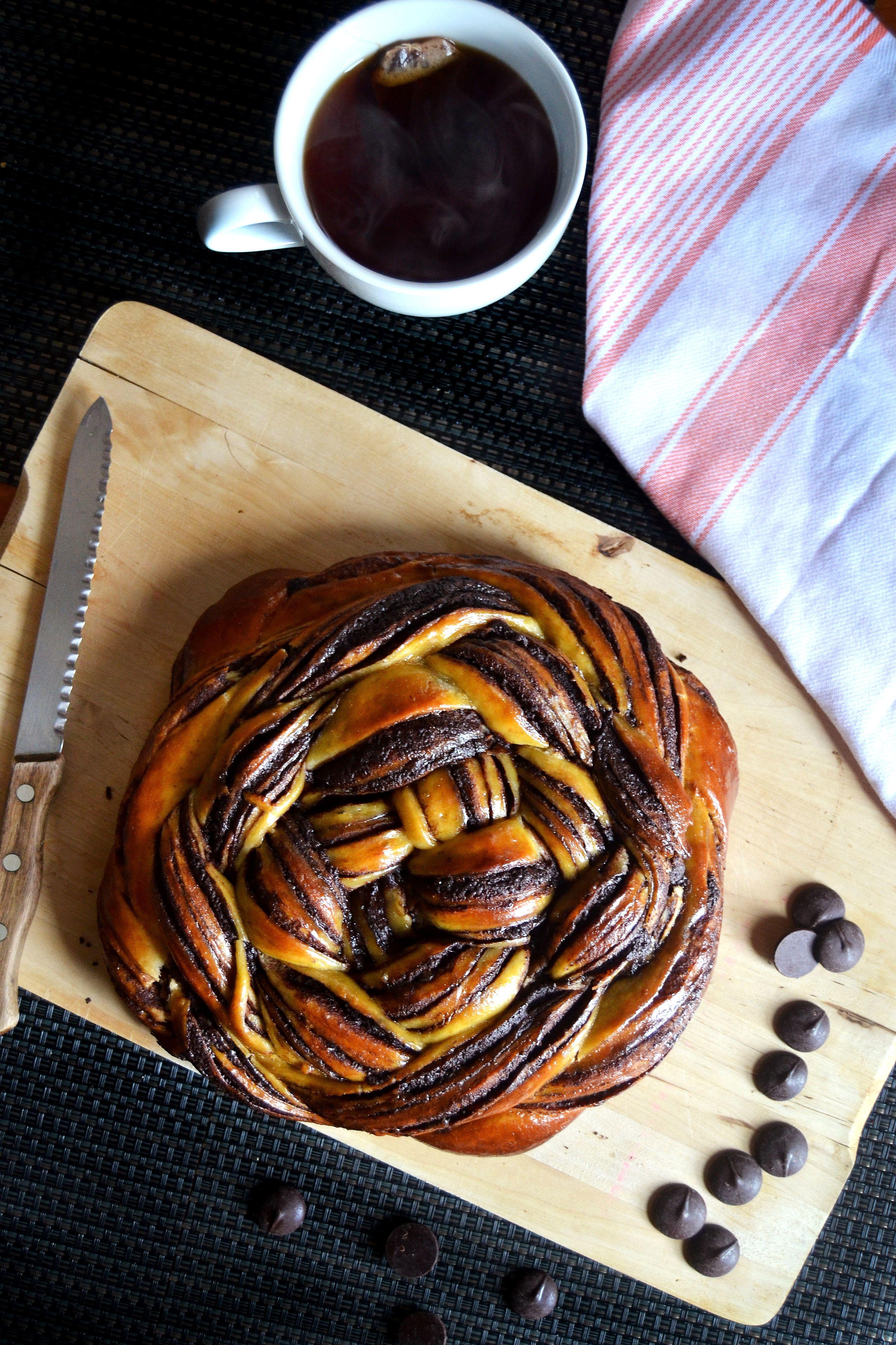 chocolate Challah