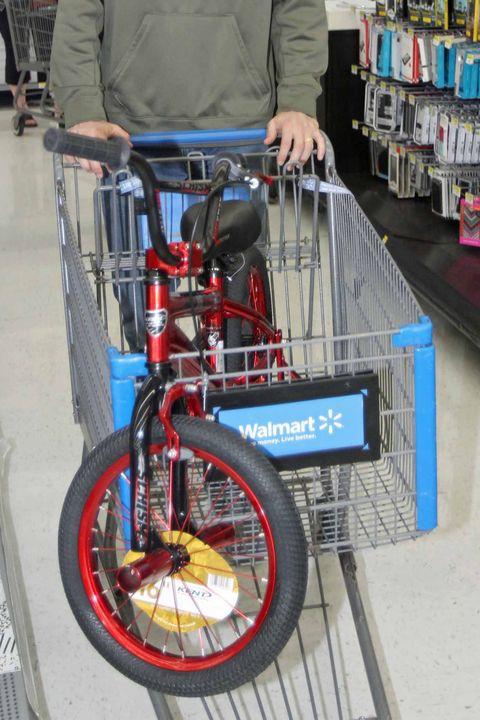 Walmart Bike