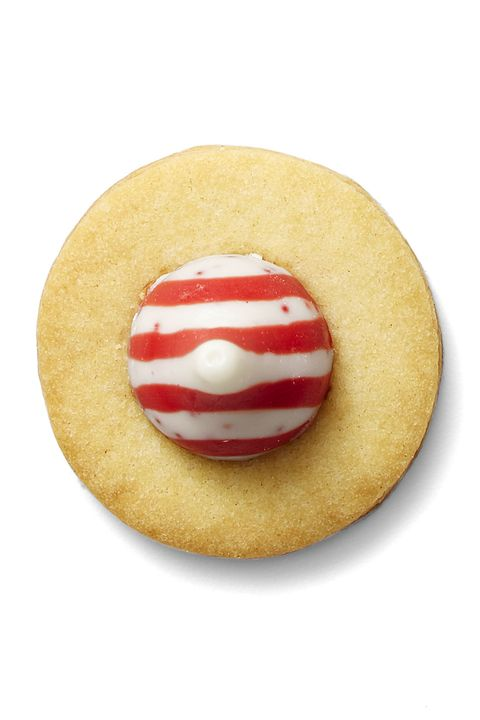 Peppermint Drops - Christmas Cookie Decorating Ideas