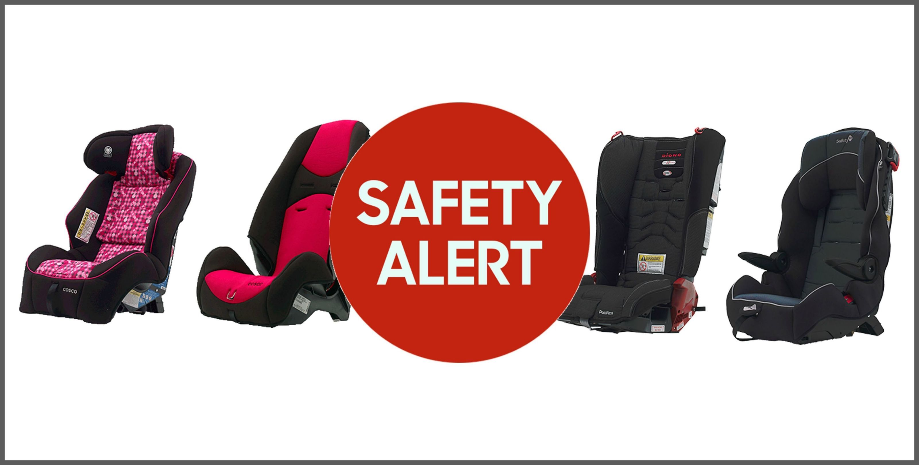 Cosco Car Seat Recall List