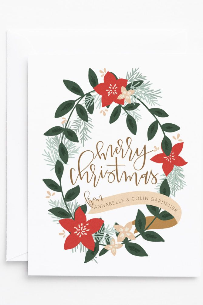 chistmas card