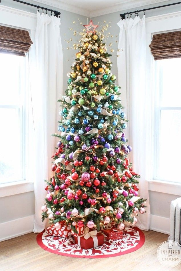 34 Unique Christmas Tree Decorations - 2018 Ideas for Decorating Your Christmas  Tree 92357b51d