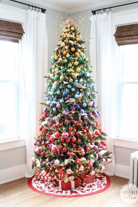 Christmas Tree Decorations Ideas.42 Unique Christmas Tree Decorations 2019 Ideas For