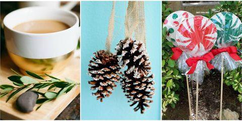 51 Trash To Treasure Christmas Crafts