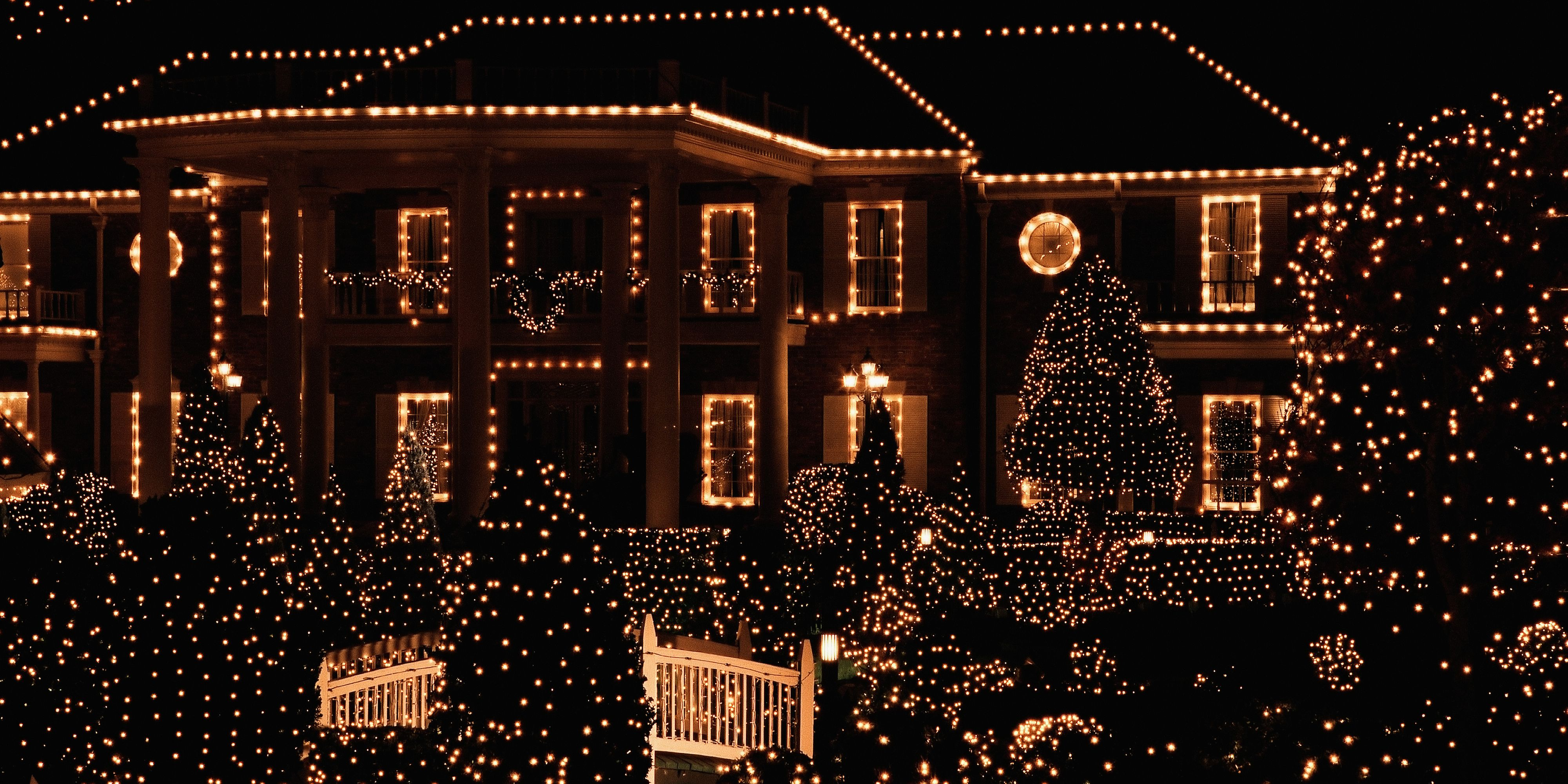 stairs light restaurant meal home lighting decoration. 20 Outdoor Christmas Light Decoration Ideas - Outside Lights Display Pictures Stairs Restaurant Meal Home Lighting O
