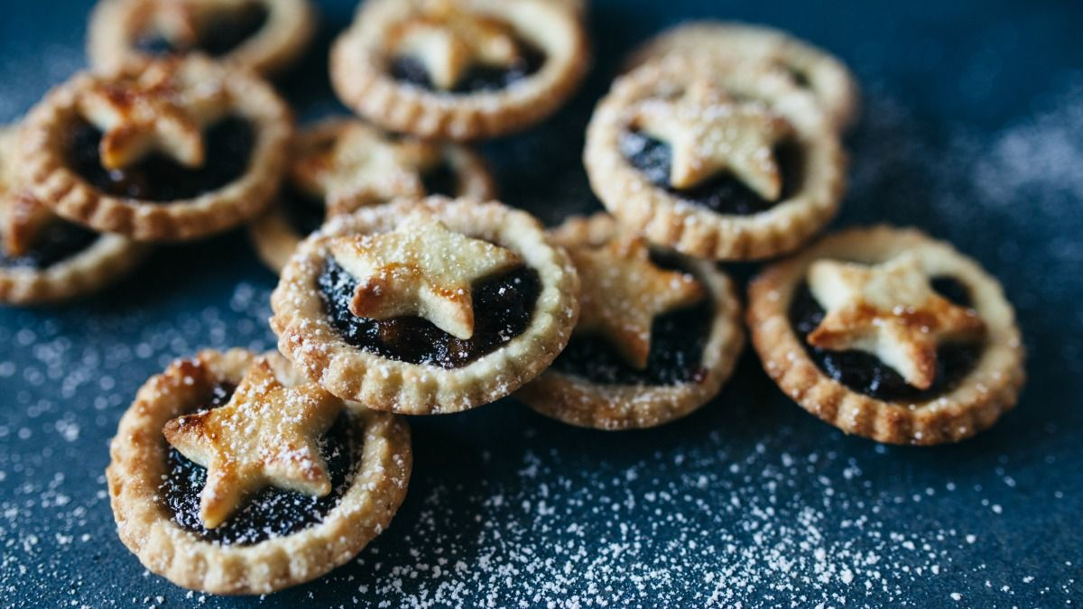 <p>Mincemeat pies have evolved from pastries filled with boozy, spiced fruit mixed with beef (yum?) to a mini (but still boozy) fruit pie. While that sounds tasty, some old-fashioned recipes still call for a meat-fruit combo, so it's best not to take your chances with this one. </p>