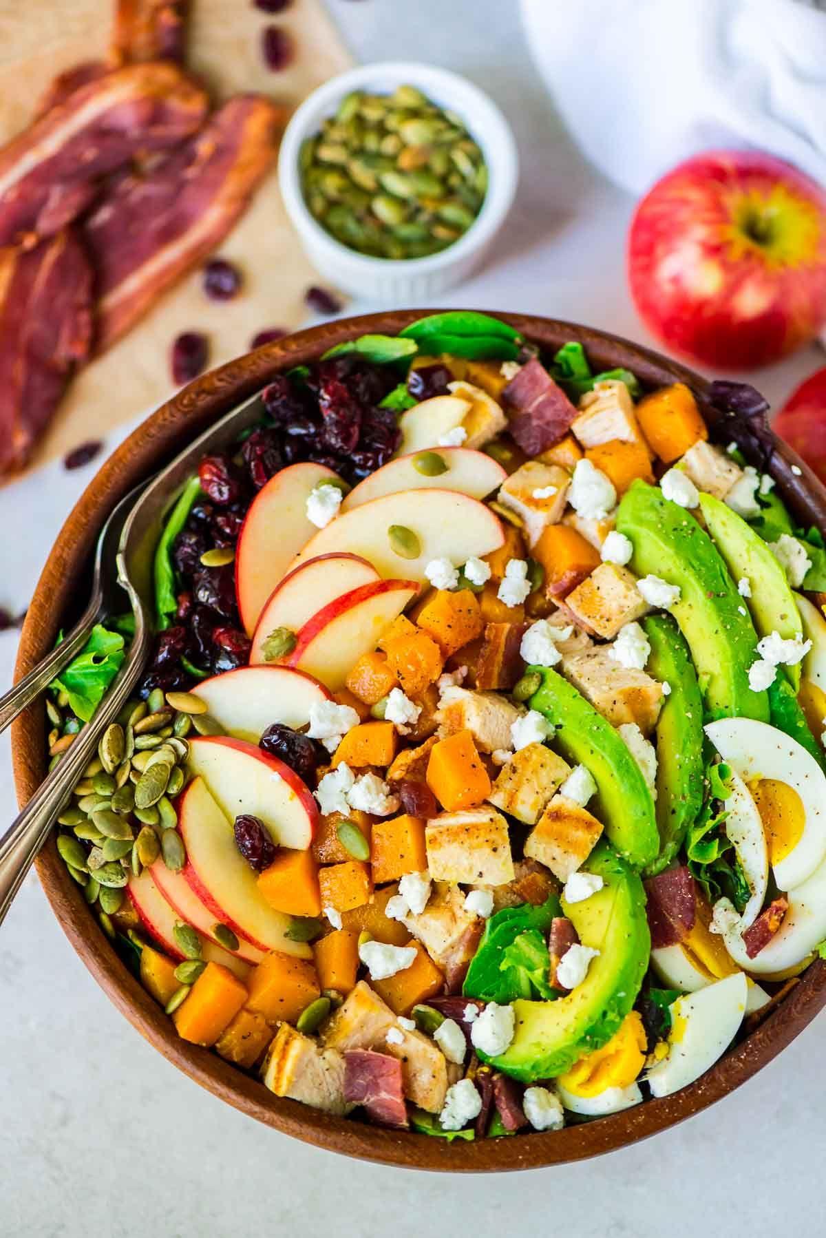 27 Easy Christmas Salad Recipes - Healthy Holiday Salad Ideas
