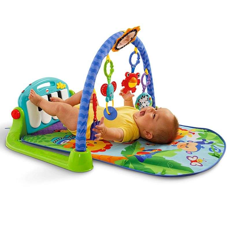 Fisher Price Kick And Play Gym Review Price And Features