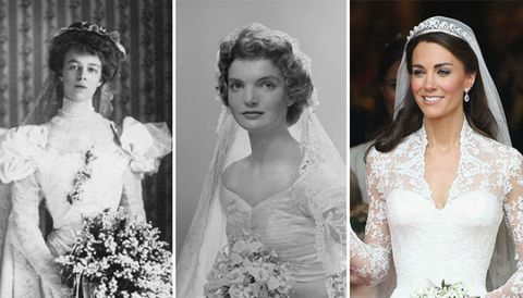 20th Century Bridal Hair Was More Like Today S Styles Than You