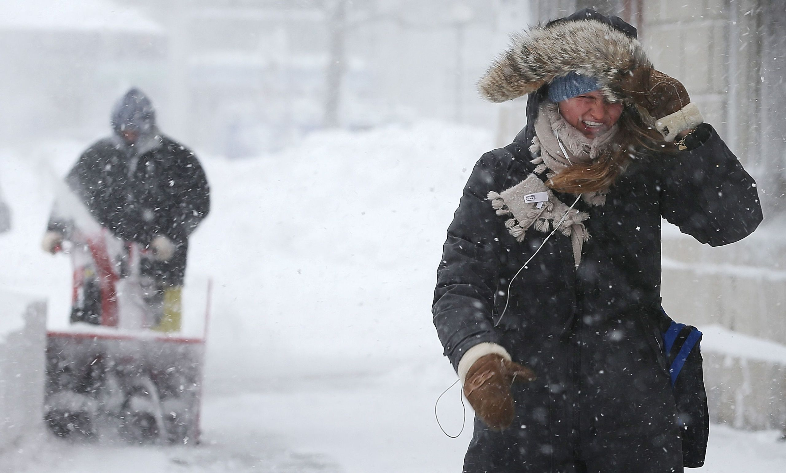 Brace Yourselves: An Insanely Cold Polar Vortex Is Coming Next Week