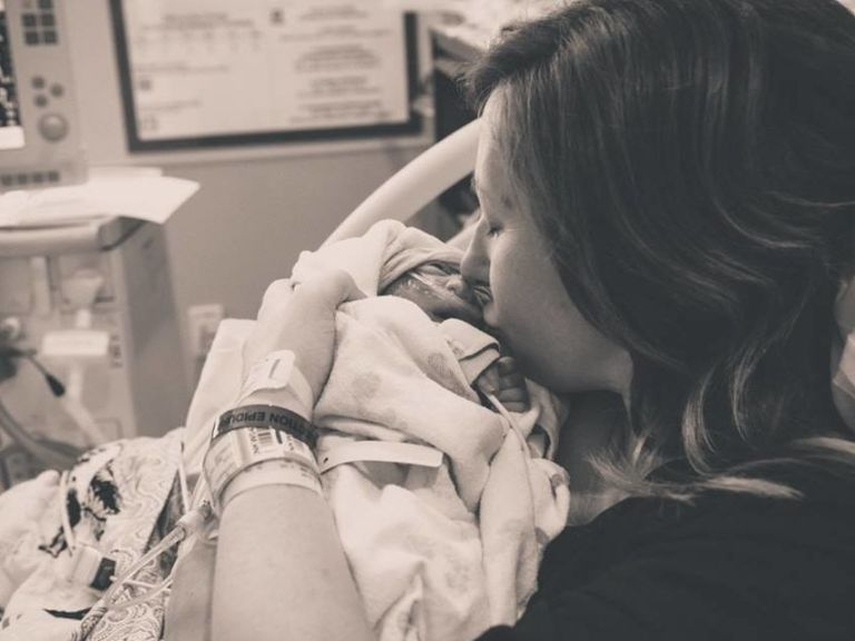 Terminally ill baby blog giveaways