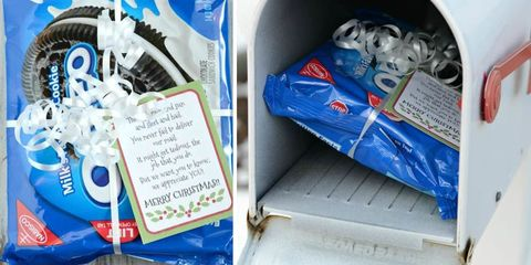 Mail Carriers Holiday Surprise - How to Thank Your Mail ...