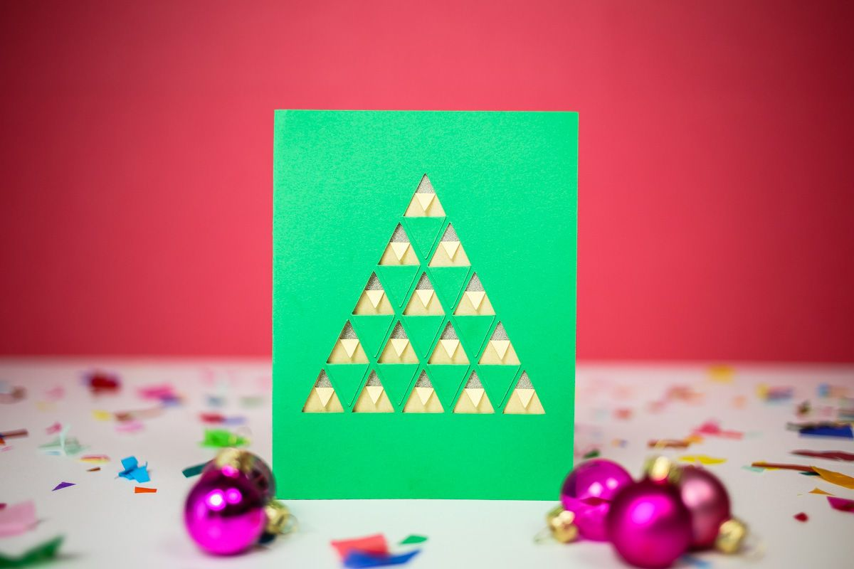 36 Diy Christmas Cards How To Make Homemade Holiday Cards