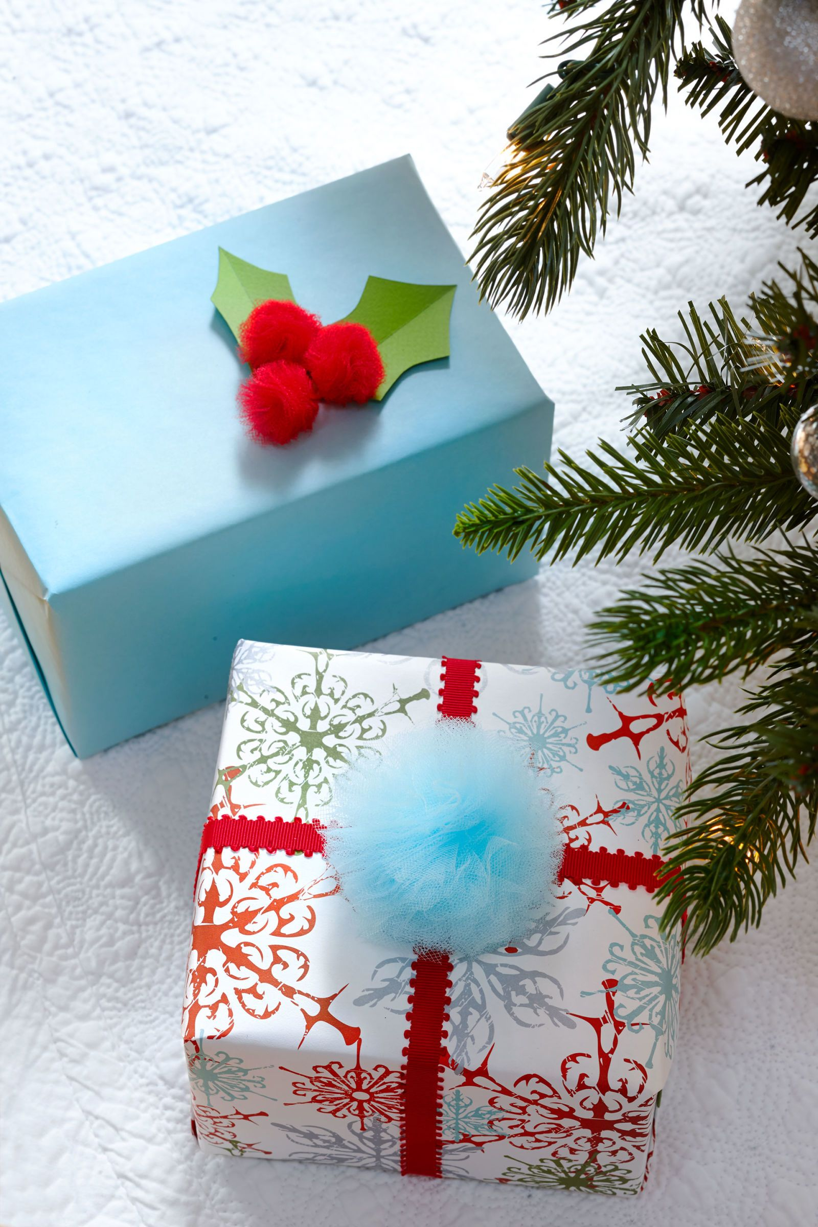 Gift Wrap Ideas For Christmas Part - 17: Good Housekeeping