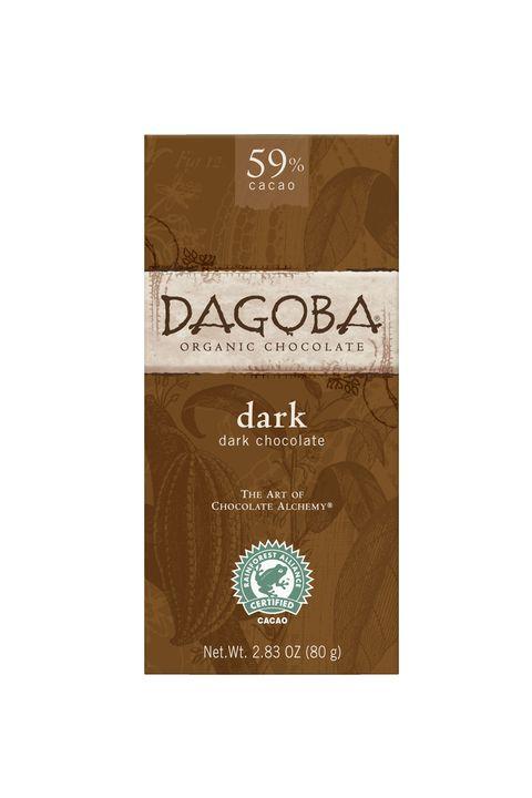 Dagoba 59% Dark Chocolate Bar