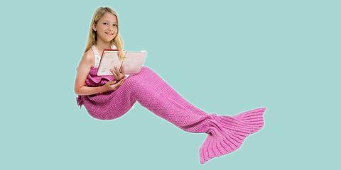 Mermaid Blanket Obsession