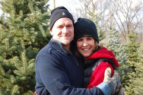Kathryn Mayer husband Brad