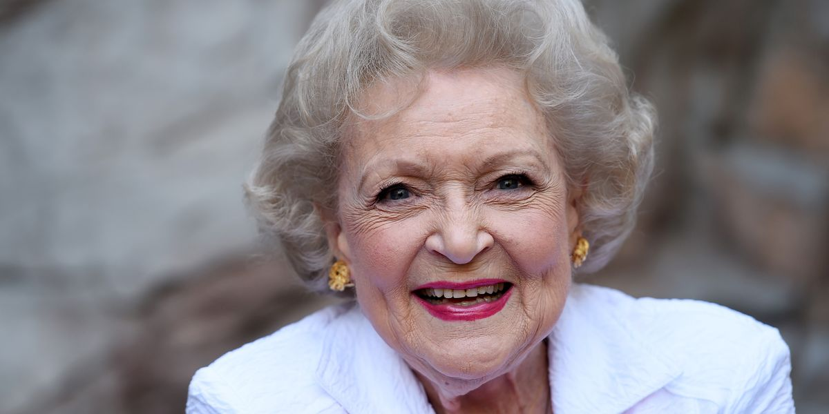 Сегодня 99 лет со дня рождения Бетти Уайт