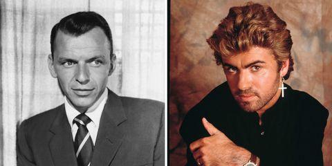 Frank Sinatra, George Michael
