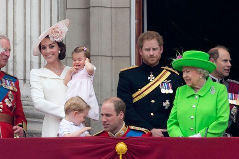 Queen Celebrates 90th Birthday